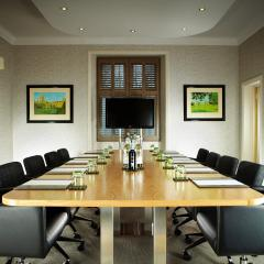 Boardroom Layout for Meetings Photo