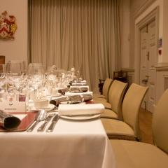 David Burbidge Room - Christmas Dining Photo