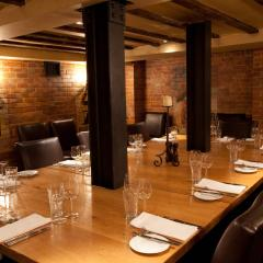 The Screwpull Cellar Dining Room Photo