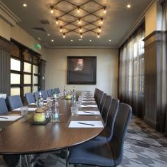 Private Dining Room - Boardroom Setup Photo