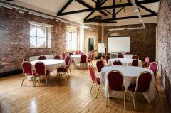 Hayloft and Saddlery: Corporate Event Space Photo