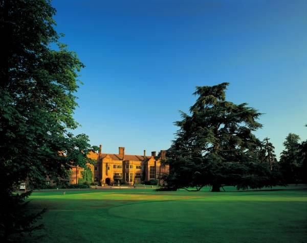 Breadsall Priory Marriott Hotel And Country Club Derby