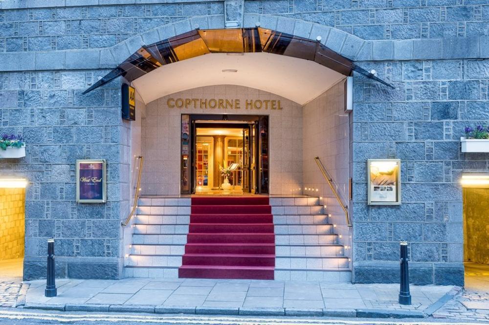 Copthorne Hotel Aberdeen Venue Hire Big Venue Book