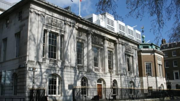 Trinity House London Venue Hire Big Venue Book