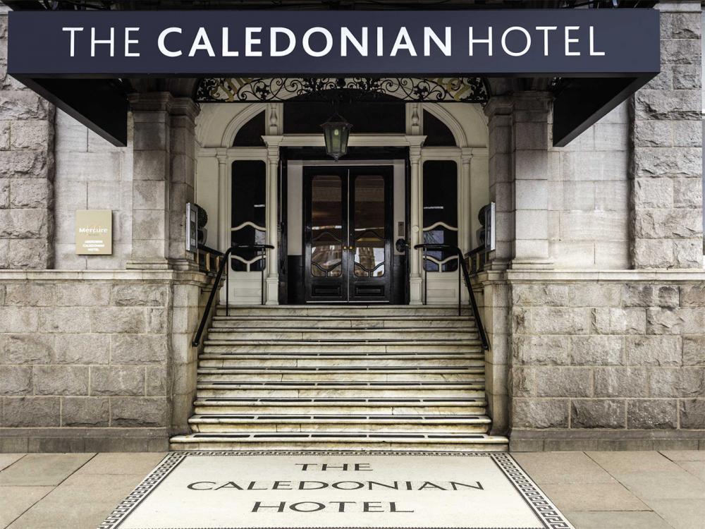 Mercure aberdeen caledonian hotel venue hire big venue for 10 14 union terrace aberdeen ab10 1we