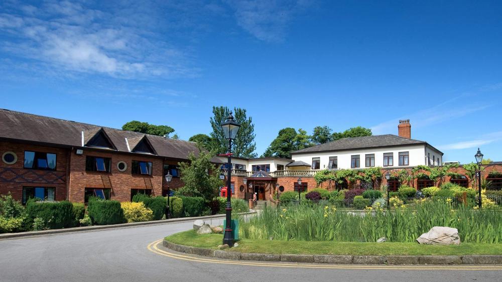 Bredbury Hall Hotel And Country Club Bredbury Stockport