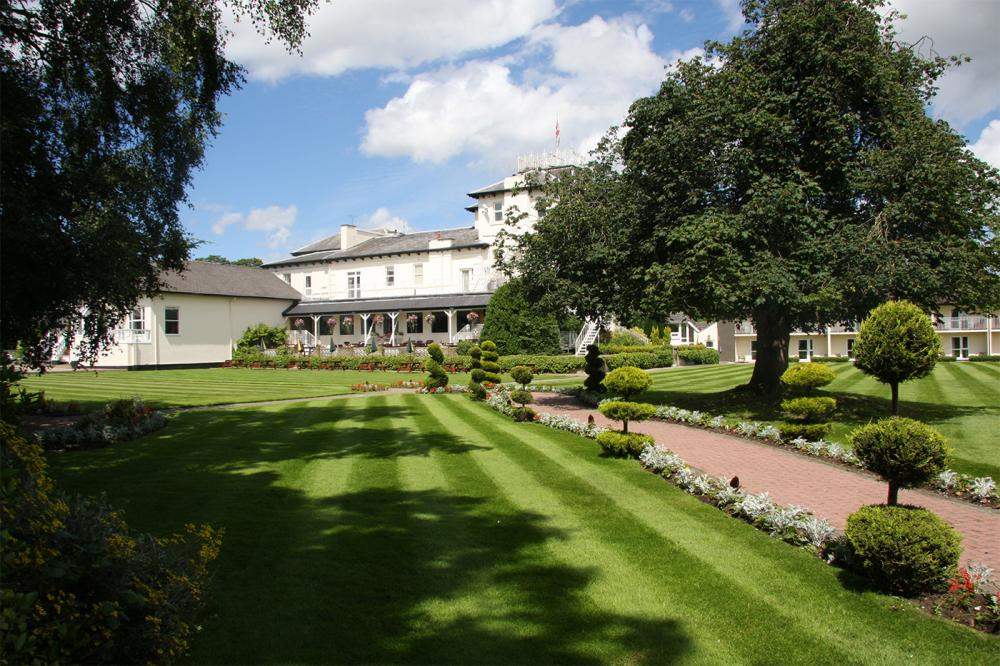 Thornton Hall Hotel and Spa