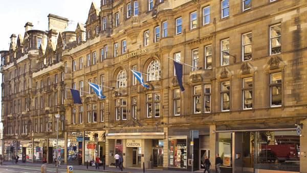Hilton Edinburgh Carlton Venue Hire Big Venue Book