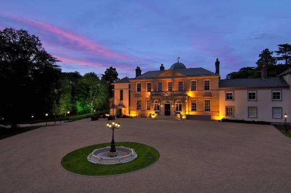 West midlands safari park bewdley venue hire big for Grove park house