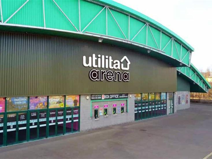 Exhibition Stand Hire Newcastle : Metro radio arena newcastle upon tyne venue hire big