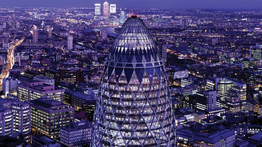 Searcys The Gherkin