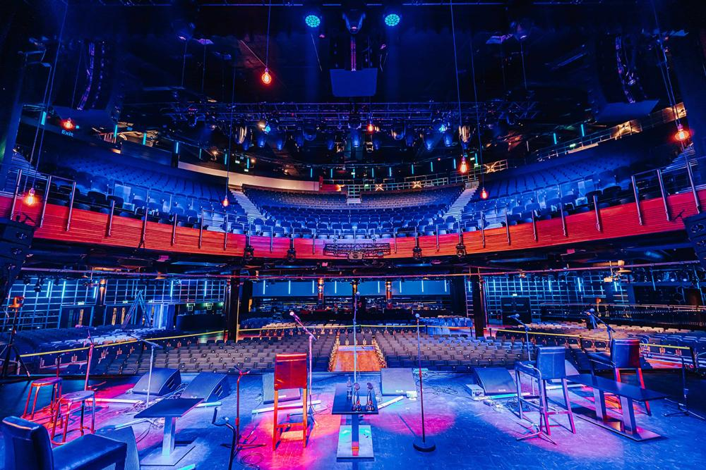 indigO2 at The O2