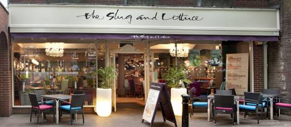 Slug and Lettuce Harpenden