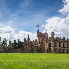 Knebworth House