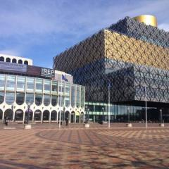 Birmingham REP Theatre and Library