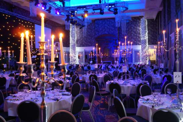 Grand Central Hotel Christmas Party Nights