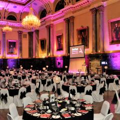 Cutlers' Hall - Banqueting and Parties