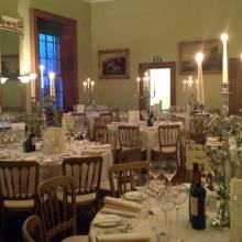 Kelmarsh Hall & Gardens - Christmas Dinner