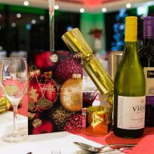 The Lensbury - Christmas Parties