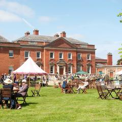 Kelmarsh Hall & Gardens - Corporate Events