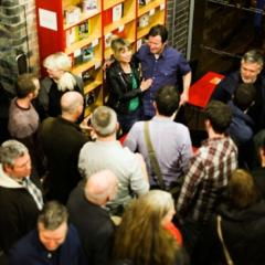 The Engine House (Anthony Burgess Foundation) - Corporate Events