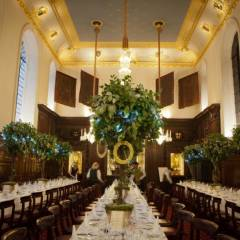 Vintners' Hall - Weddings