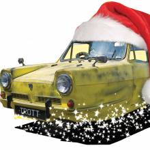 The Thurrock Hotel - Christmas - Only Fools & 3 Courses Party