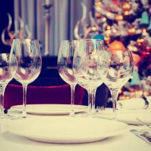 Festive Lunches - Bramleys Brasserie (Situated within Orchard Hotel)