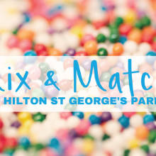 Hilton at St George's Park - Mix and Match Offer