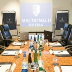 Macdonald Botley Park Hotel & Spa - Day Delegate Package (8hrs)