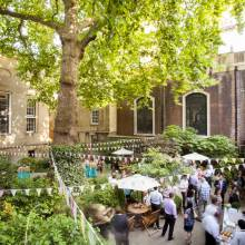 Stationers' Hall - Summer parties