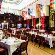 Stationers' Hall - Christmas Party