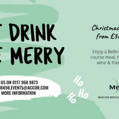 Mercure Bristol Holland House - Eat Drink & Be Merry
