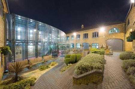 The Courtyard - IET Birmingham: Austin Court