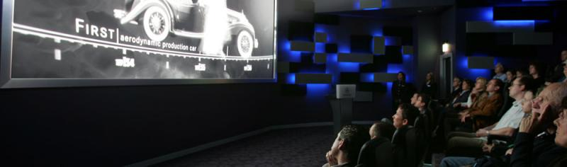 Cinema - Mercedes-Benz World
