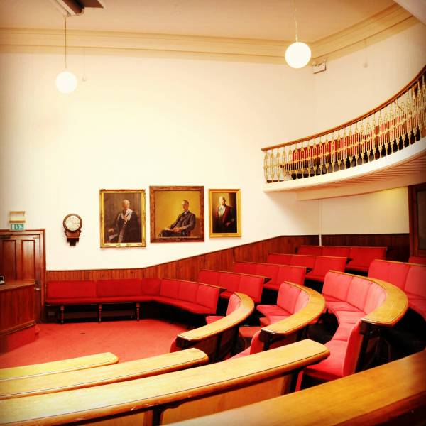 Lecture Theatre - Liverpool Medical Institution