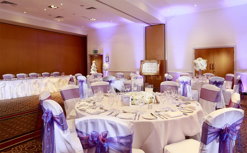 Hampshire Grove Suite - Macdonald Botley Park Hotel, Golf & Country Club