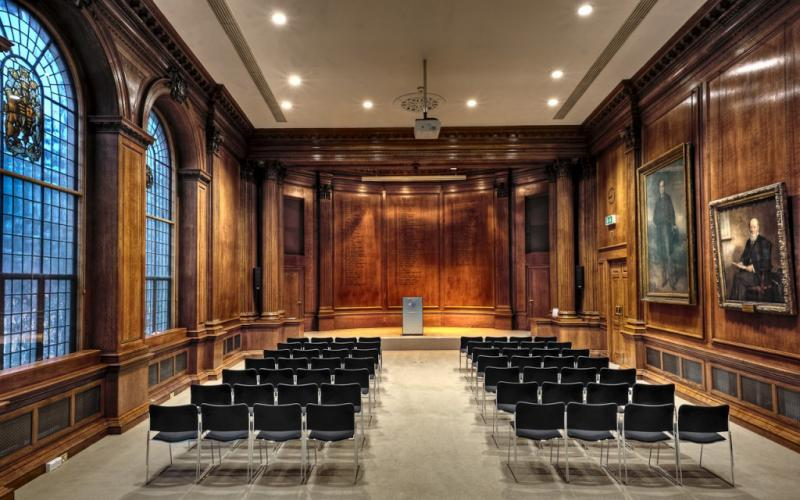 Lecture Hall - RICS at Parliament Square