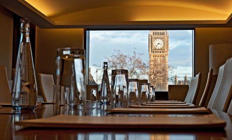 President's Suite and Roof Terrace - RICS at Parliament Square