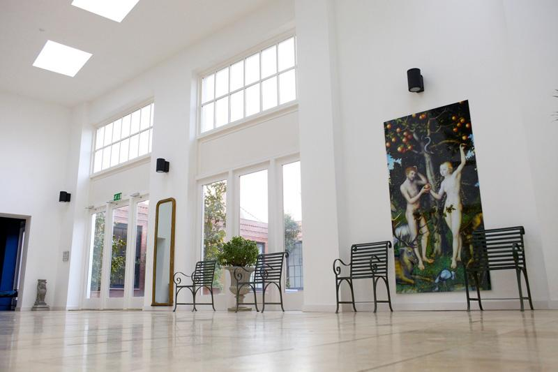 Winter Garden - Fazeley Studios
