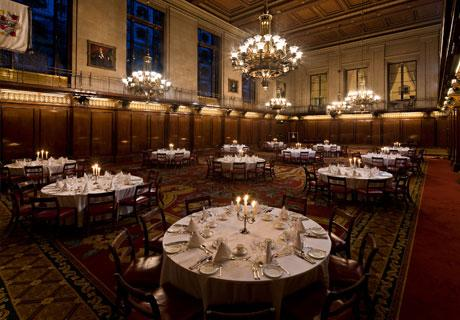The Great Hall - Merchant Taylors' Hall