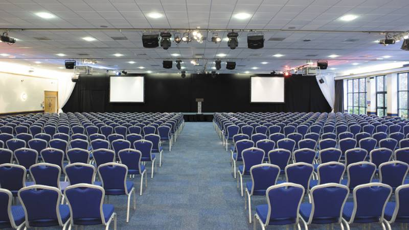 Banqueting Suite - De Vere East Midlands Conference Centre & Orchard Hotel