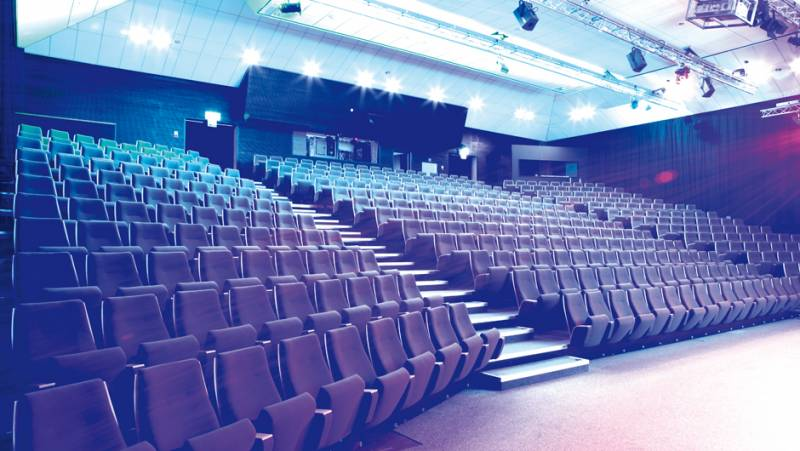 Conference Theatre - De Vere East Midlands Conference Centre & Orchard Hotel