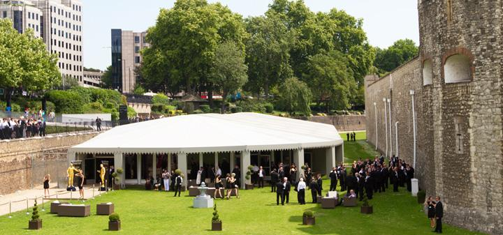 Pavillion - The Pavilion at the Tower of London