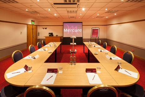 The Tec West - Mercure Maidstone Great Danes Hotel