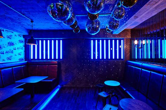 VIP Booth - Soho Liverpool