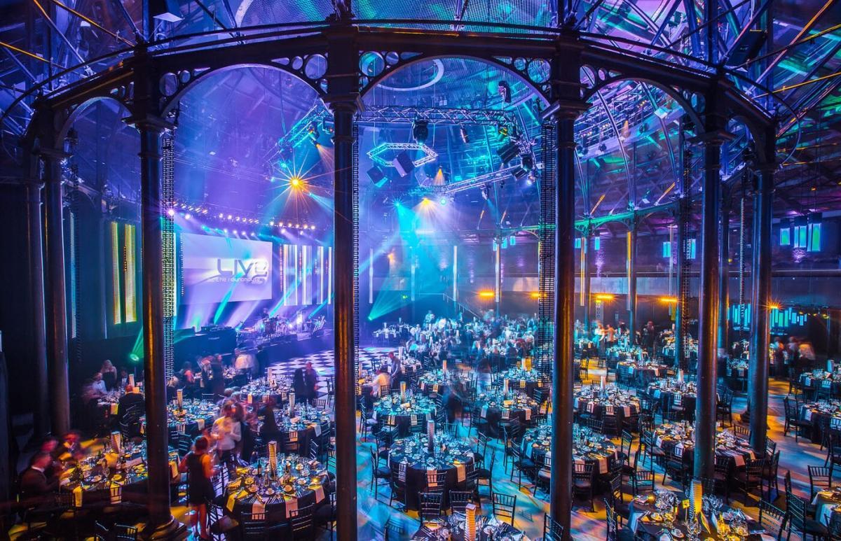 Roundhouse London Venue Hire Big Venue Book