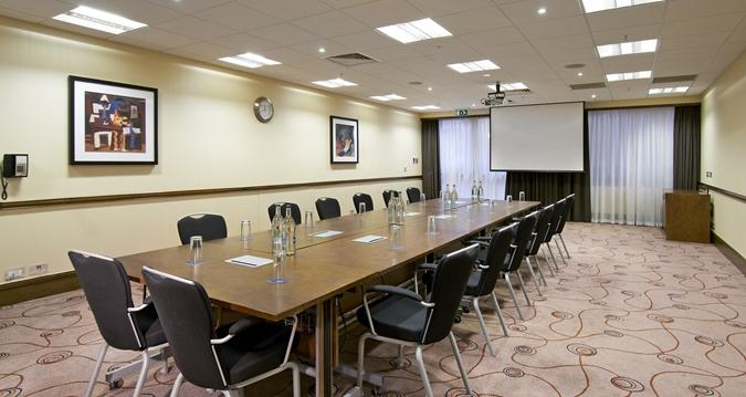 Dorset and other meeting rooms - Hilton Birmingham Metropole