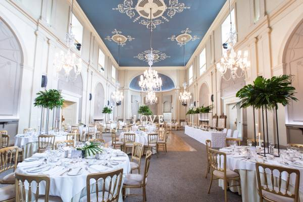 Chandelier Suite - The Assembly Rooms