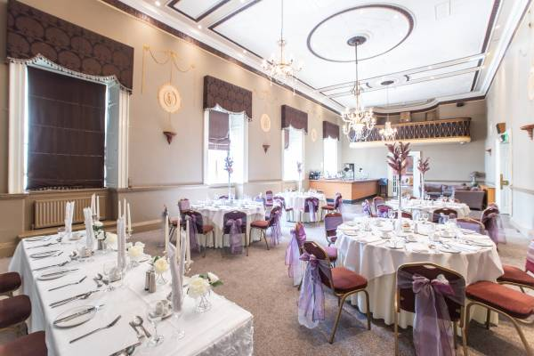The Wedgwood Suite - The Assembly Rooms
